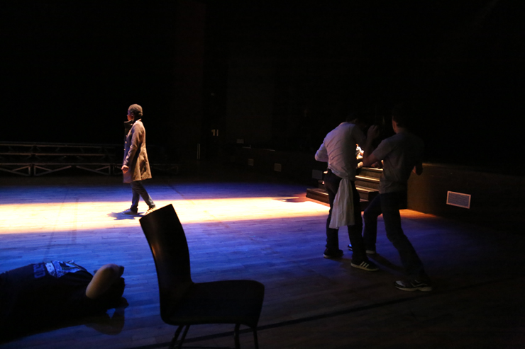 stage (24)